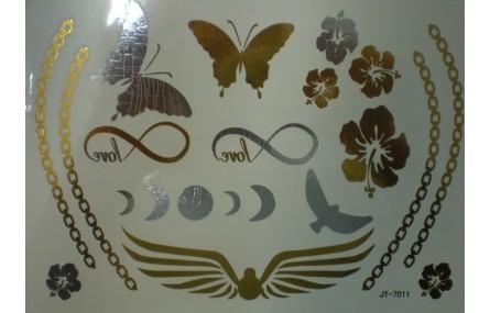 Plancha tatuajes 21*15