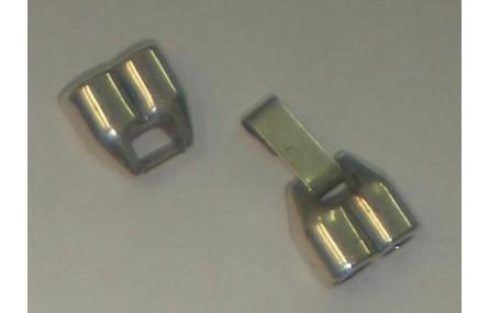 Cierre 2 cordones paso de 5mm