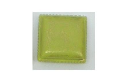 Almohadilla dorada Verde