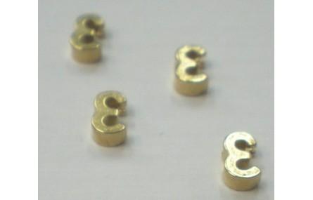 Número 3 7*6*2 Oro