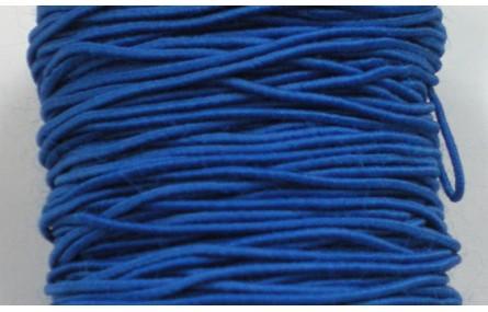 Cordón goma 1mm Azul marino