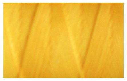 Hilo algodón encerado plano Amarillo huevo