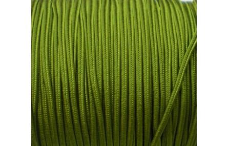 Soutache 3mm verde Oliva