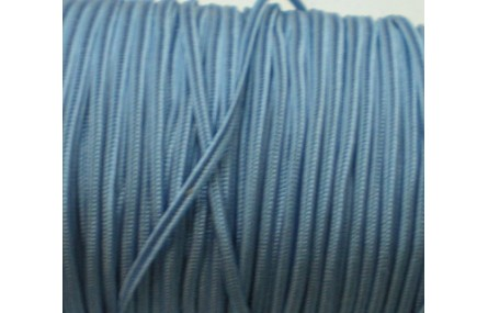Soutache 3mm Azul claro