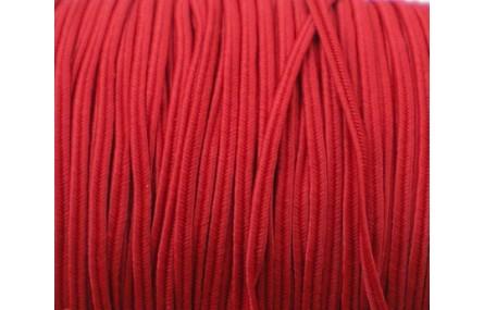 Soutache 3mm Rojo Sangre
