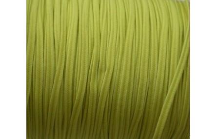 Soutache 3mm Amarillo clarito mate