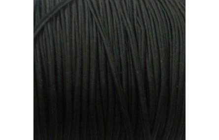 Soutache 3mm Negro