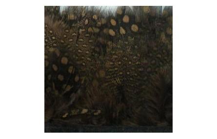 Fleco pumas moteada marrón