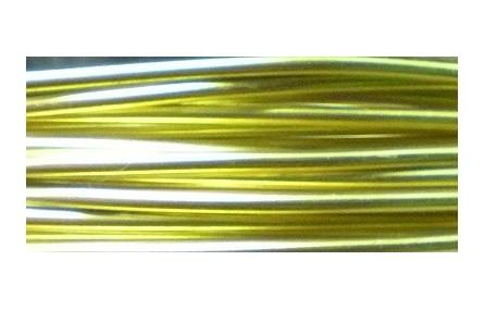 Aluminio 1,5mm Oro