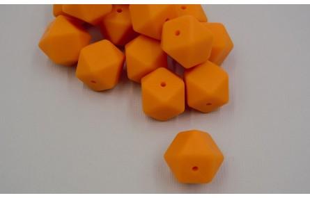 Forma aristas SILICONA 20*20 Naranja