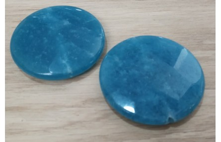 Disco JADE Azul 50mm diámetro