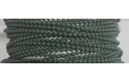 Cadena Bolas 1,2mm verde Botella