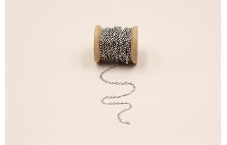 Cadena Acero Inoxidable 1mm