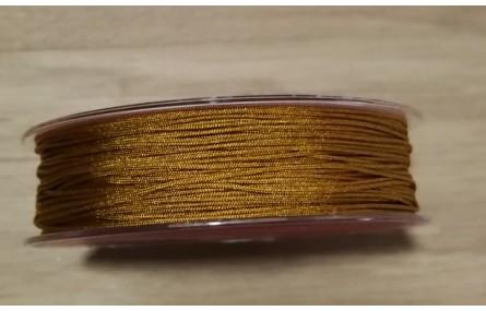 Hilo Macramé 1mm Marrón claro