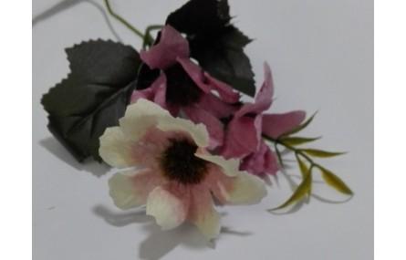 Ramillete flores 4 a 5cms diametro Rosas
