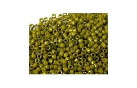 Delica 11/0 Duracoat Opq Spanish Olive